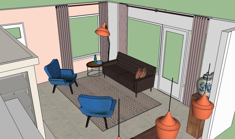 Frisse nieuwe start: woonkamer - Geelkens Graag
